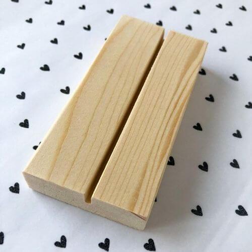 kaartenstandaard houten kaartenhouden kaarten houder kaart woonkaart