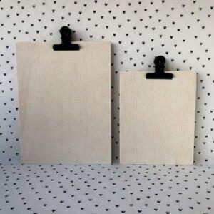 houten klembord a5 houtenklembord clip clipboard webwinkel kopen online