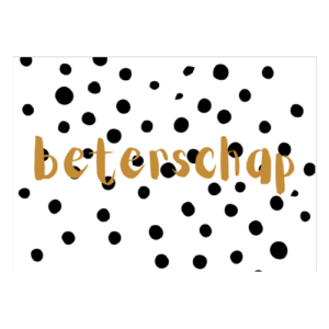kaart beterschap beterschapskaartje kaartje sturen echte post kaarten kopen ziek