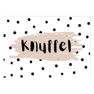 knuffel kaart kaarten kaartje kaartjes kopen origineel polkadot stipjes stippen webwinkel