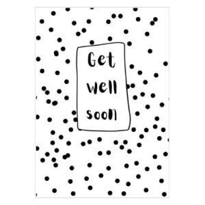 cadeaulabel kado label kadolabel mini kaartje kopen get well soon beterschap beterschapskaart
