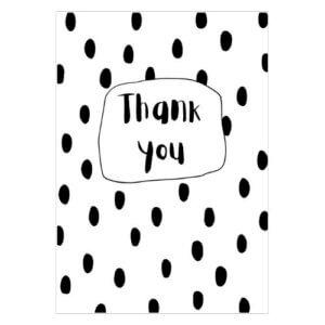 cadeaulabel kado label kadolabel mini kaartje kopen thank you bedankt bedankkaartje