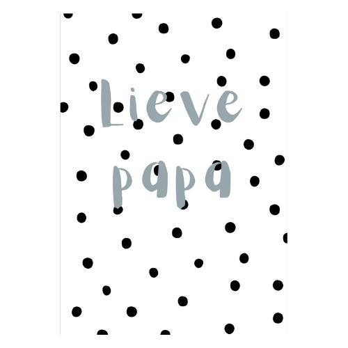 lieve papa kaart kaartje vader vaderdag kopen online bestellen webshop vaderdagkaart vaderdagkaartje vaderdagkado