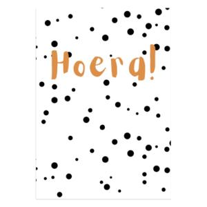 hoera kaart verjaardagskaart kaarten verjaardagskaarten bestellen kopen winkeltjevanlies